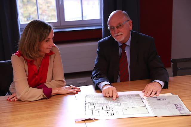 Beratung Sandra und Hans Tesch als Sachverständige zur Immobilienbewertung