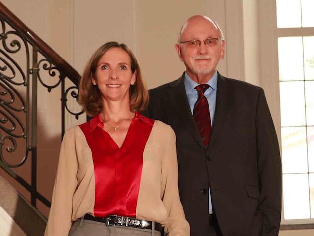Hans und Sandra Tesch von Immobilien Hansa für Immobilienverkauf