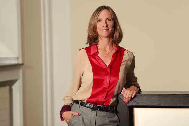 Sandra Tesch von Immobilien Hansa - Immobilienbewertung Hamburg
